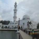 Floating's Mosque