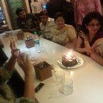 celebration of SIL Birthday