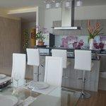 Dinning room in Inspiration Residence Villa