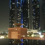 view to Jumeirah Hotel