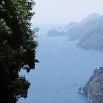 Capri in lontananza