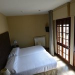 Standard room at Hotel del Camino, Pamplona.