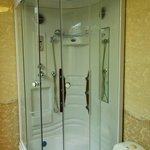Modern bath facility