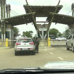 Crocodile Gate (en venant de Kruger Gate)