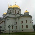 Александро-Невский Ново-Тихвинский женский монастырь Екатеринбурга