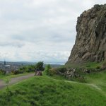 The Path to Arthur's Seat