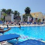 Trabukos Swimming pool