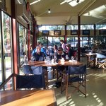 Cafe Y interior