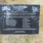 Aircraft Resoltion memorial