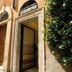Gelateria en Borgo Pio, 131