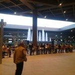 New T2 terminal at Mumbai