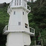 The lovely lighthouse of Island Bay