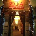 Magda Gessler's Polka in Warsaw