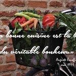 cuisine de saison, produits du marché