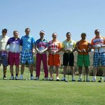 The Rascals on the 1st tee