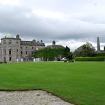 Powerscourt Gardens in County Wicklow