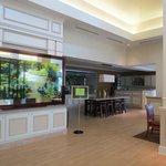 Beautiful new lobby