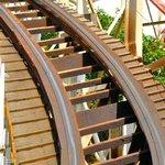 Le paradis des coaster en bois