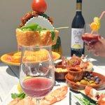 Tapas, wine & sangria