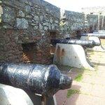 Gun Battery at Peel Castle