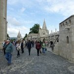 Overview of Fisherman's Bastion