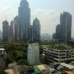 View from my room