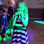 Sparkys Krewe Kids Club, Medal given for her 6th Birthday