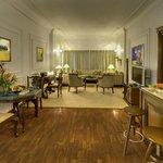 HHI Club Suite Living Area