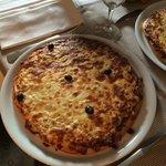 questa sarebbe una pizza margherita...mah!