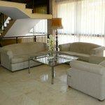 Playa Blanca, reception area