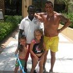 friendliest pool attendant mohammed wahab