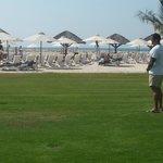 view from AL BAHAR restaurant