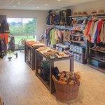 Pro shop, golf de Saint-Samson