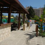 Palm Pool bar
