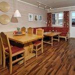 Livingroom apartments /Photo: Opplandsbilder