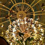 Golden Dome inside hotel