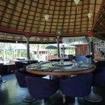Air cooled restaurant
