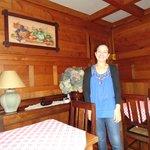 Foto de Hotel La Casona de Pucon