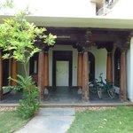 Chetinadu house