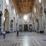 Nave central de la Basílica