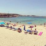 Port Des Torrent beach