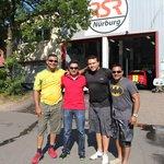 The Boys at RSR Nurburgring