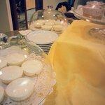 Cheesecake colazione hotel des alpes