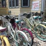 Beautiful Hungry Town Bikes