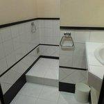 Shower room/bathroom.