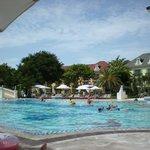French Village pool