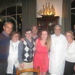 Al Barilotto Del Nonno - a beautiful family