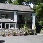 Llanberislodges in bloom