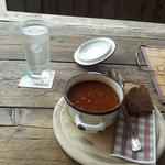 Heerlijke goulash soep