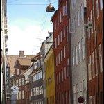 A Copenhagen street